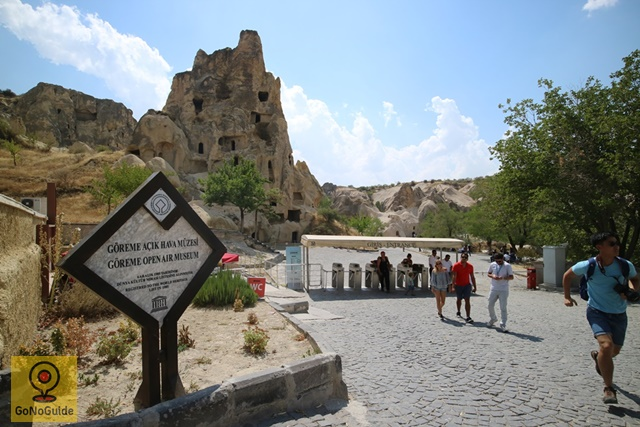 Goreme Open-air museum