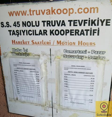 Canakkale-Troy