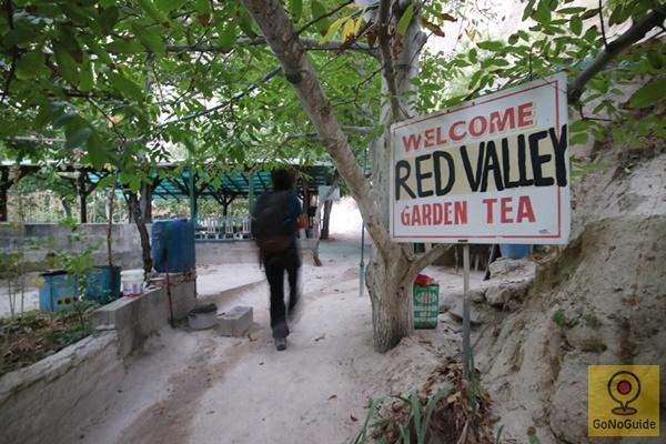 Goreme Red Valley