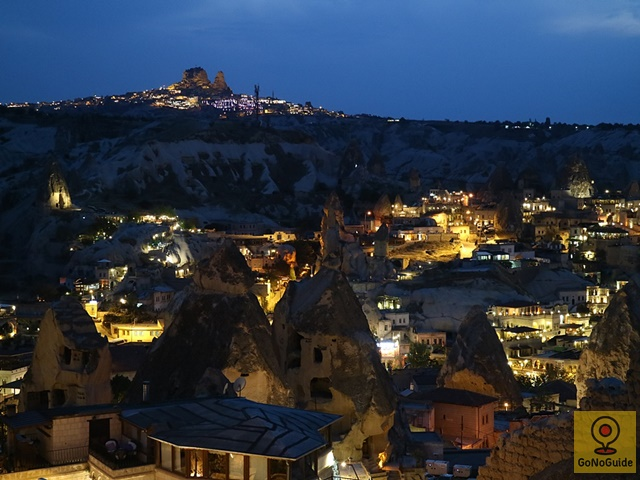 Goreme Sunset and Sunrise viewpoint