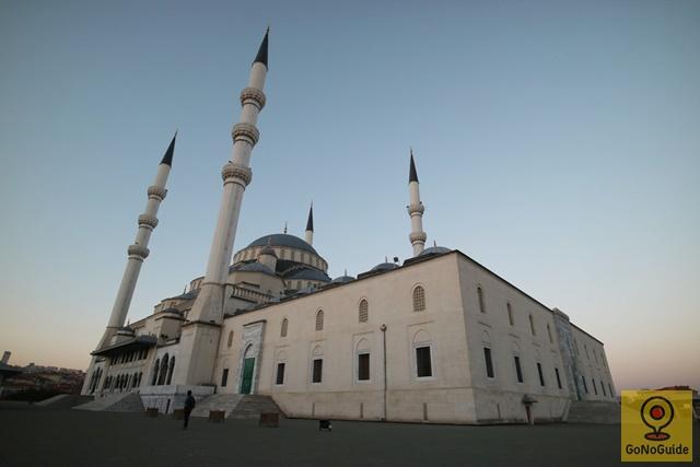 Ankara Kocatepe Mosque