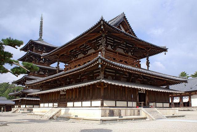 Horyuji Temple – Nara