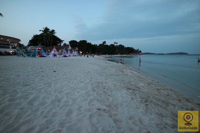 เที่ยวสมุย หาดเฉวง