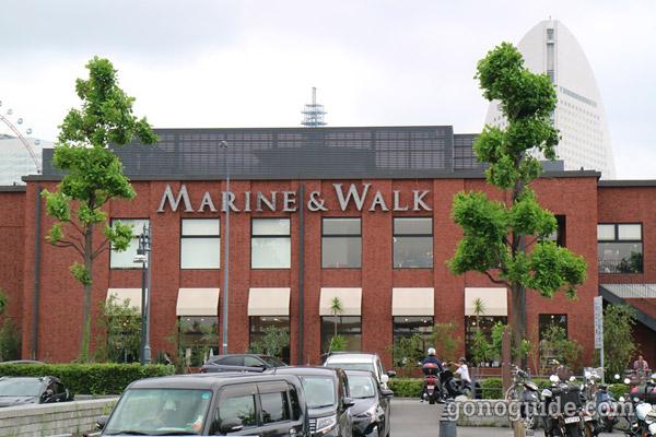 Yokohama Marine Walk