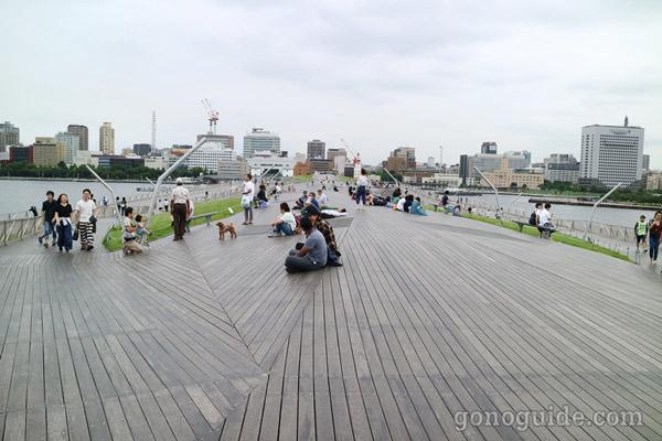 Yokohama Osanbashi