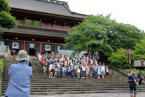 Rinnoji temple Nikko
