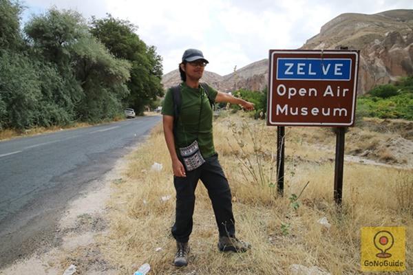 Zelve Open-air museum