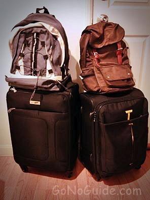 จัดกระเป๋าเที่ยวยุโรป