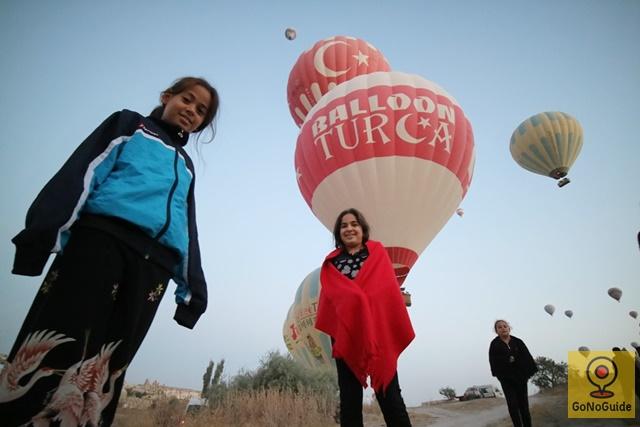 Hot Air Balloons Goreme