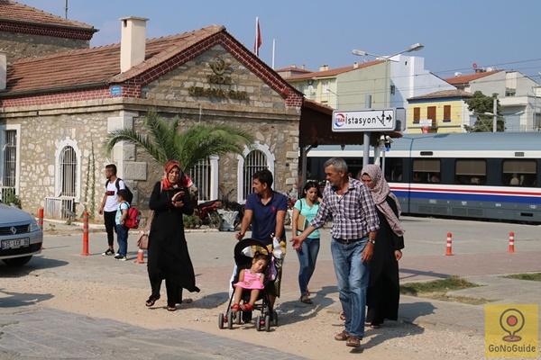สถานีรถไฟ Selcuk