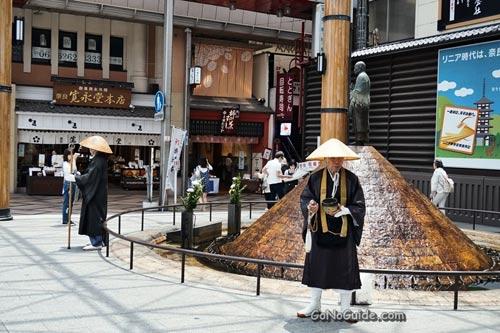 เที่ยวนะระ Nara