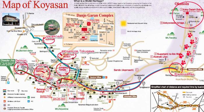 สถานที่เที่ยว Koyasan