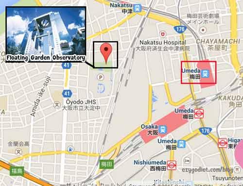 ที่เที่ยว Osaka