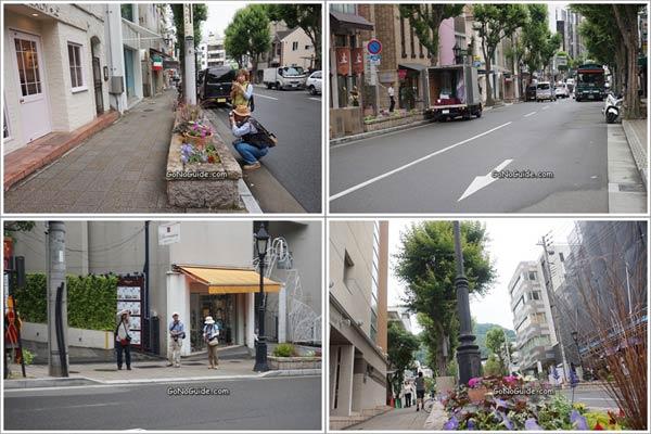 เดินทั้งวันที่ Kobe