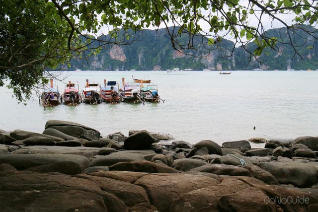 เที่ยวเกาะพีพี