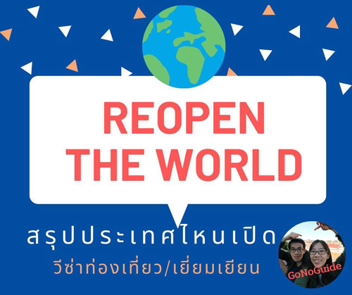 Reopen The world