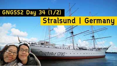 เที่ยว Stralsund & Sassnitz