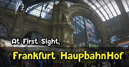 Frankfurt Hbf ไปโรงแรม