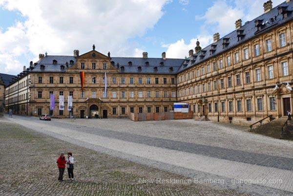 เที่ยว New Residence Bamberg