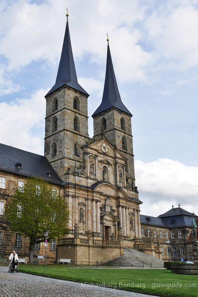 Michaelsberg Abbey Bamberg