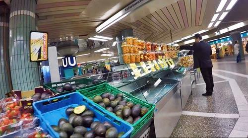 Supermarket ใกล้ Hauptwache