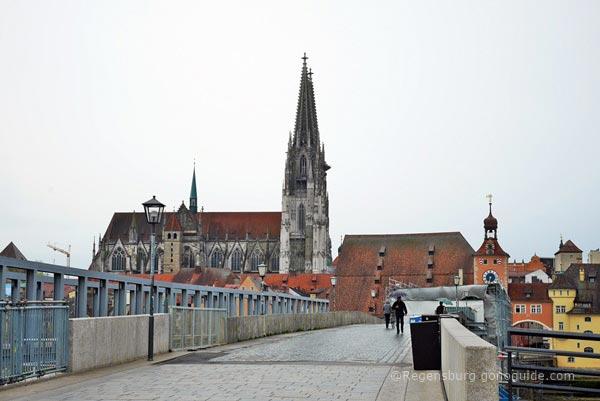 เที่ยว Regensburg
