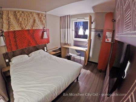 ibis Munich City East hotel