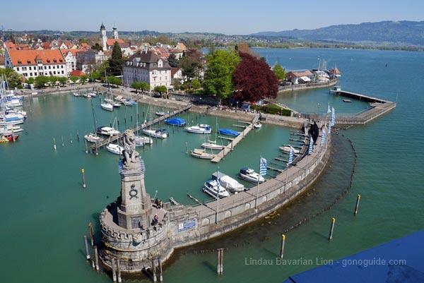 เที่ยวยุโรป SS1 D11 เที่ยว Lindau-Ulm