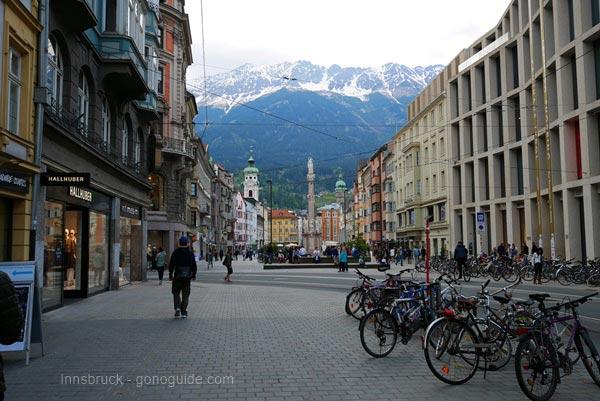 เที่ยว Innsbruck