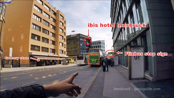 การเดินทางไป Innsbruck