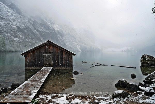 เที่ยว Lake Konigssee
