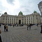 เที่ยว Vienna Hofburg
