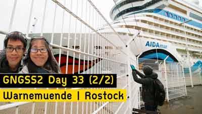 เที่ยว Rostock & Warnemuende