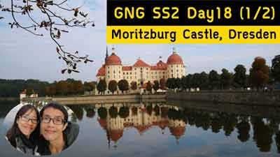 เที่ยว Moritzburg Castle & Pillnitz Palace