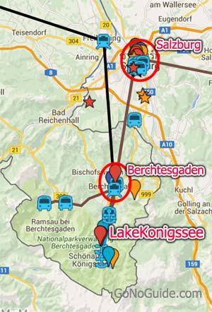 วางแผนเที่ยว Konigssee