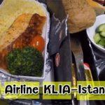 Turkish Airline KLIA-Istanbul
