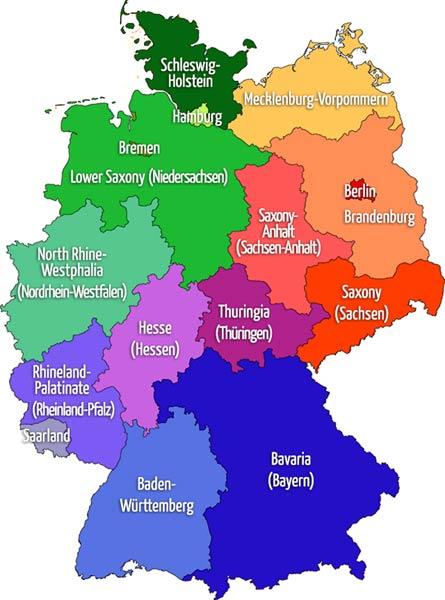 ประวัติเยอรมนี