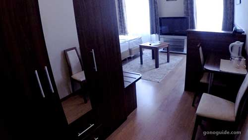Elit Hotel Budapest