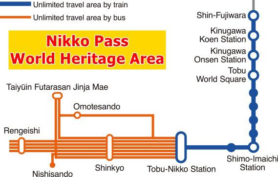 Nikko Pass World Heritage Area