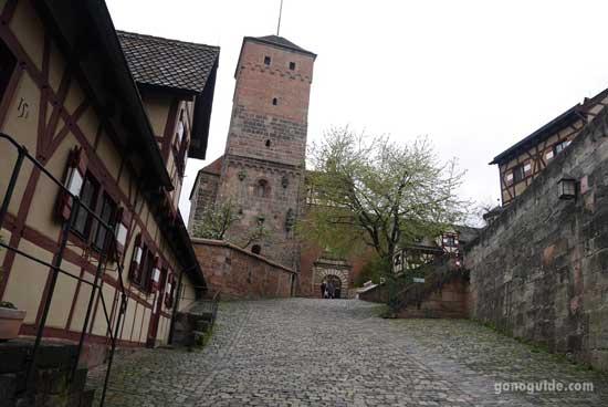 Kaiserburg (Nuremberg castle)