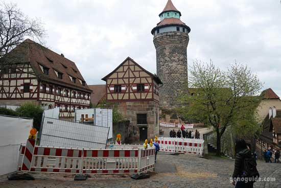 เที่ยวยุโรป SS1 D7 เที่ยว Nuremberg