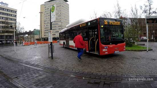 รถบัสเยอรมัน