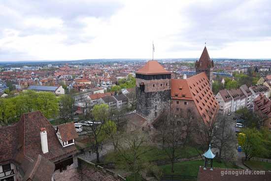 วิวเมือง Nuremberg