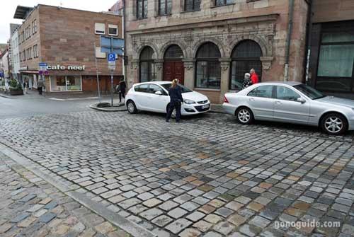 ตำรวจเยอรมัน