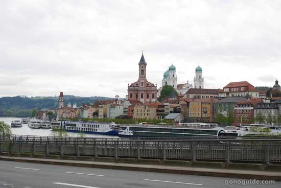 เมืองเก่า Passau