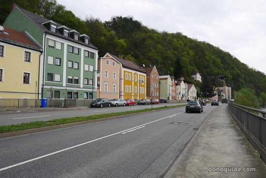 เที่ยวเยอรมัน เมือง Passau