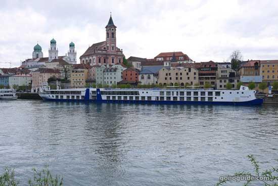 ล่องเรือ Passau