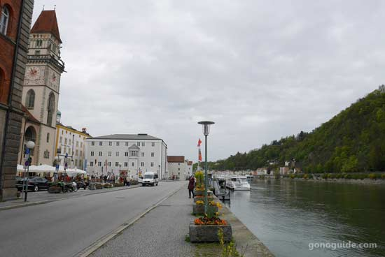 Passau Rathaus