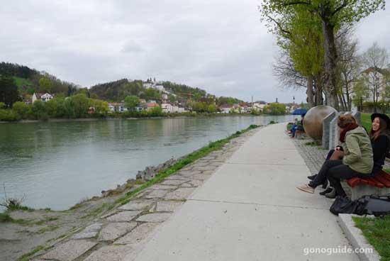 สวนสาธารณะ Passau