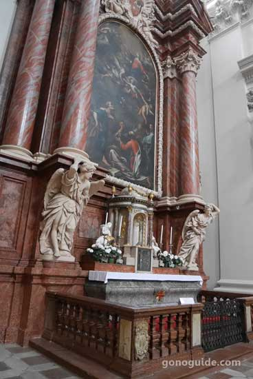 St. Stephen's Cathedral (Dom St. Stephan)